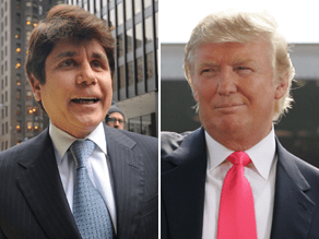Blagojevich is reportedly going to star in Celebrity Apprentice.