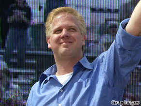 Fox News commentator Glenn Beck said that the health care reform plan could harm doctors financially.