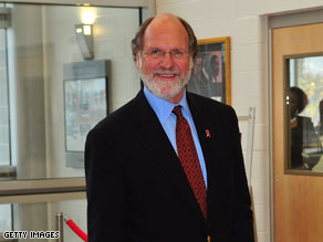 Corzine nearly exhausts self-funded campaign war chest.