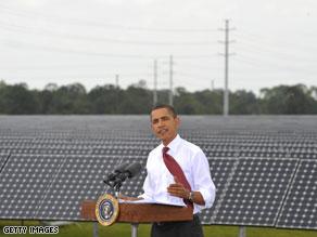 Obama unveils $3.4 billion in 'smart grid' energy awards.