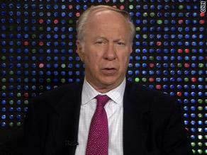CNN political analyst David Gergen