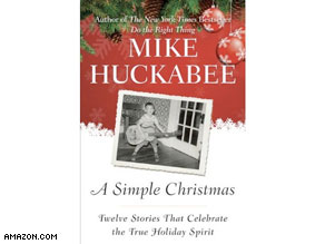 Huckabee kicks off book tour.