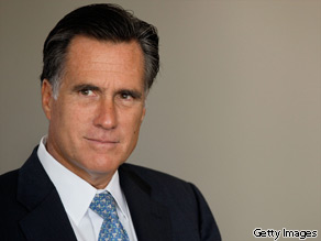 Mitt Romney ran for president during the 2008 election season.