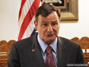 Karl Eikenberry served two tours as a general in Afghanistan before becoming the U.S. ambassador to the country under President Obama.