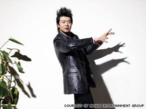 Lang Lang has been winning piano competitions since the age of five.