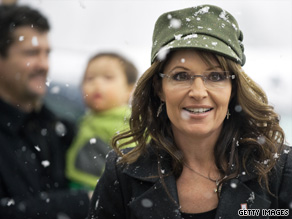 Sarah Palin has erased her drop in the polls that followed her resignation as Alaska governor, according to to new CNN poll out Monday.