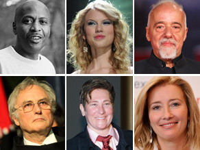A look at some of our most memorable guests.