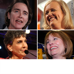 Women win big in Tuesday primaries