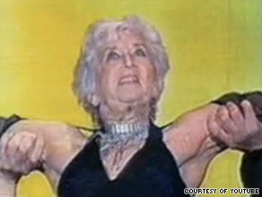 Salsa granny