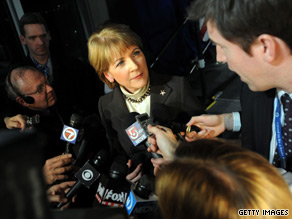 Democrat Martha Coakley was endorsed for U.S. Senate by The Boston Globe Wednesday.