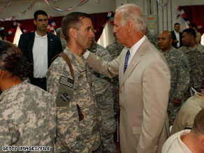 Delaware Attorney General Beau Biden said Monday he will not seek the U.S. Senate seat once held by his father, Vice President Joe Biden.