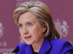 Secretary Clinton misses State of the Union speech.
