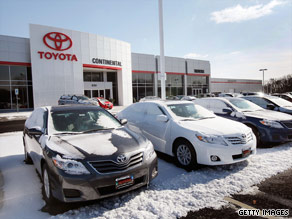 Toyota has announced a recall of millions of cars.