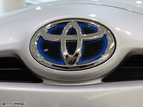 Toyota is recalling eight million vehicles in the U.S., Europe and China, and has been ordered to investigate the brake system by Japanese government.