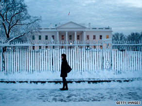 President Barack Obama holds a bipartisan meeting at the White House Tuesday morning. Jobs, the economy, and health care are expected to be on the agenda.