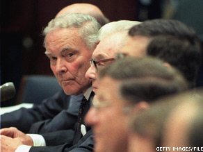 Former Secretary of State Alexander Haig has been admitted to a hospital in Baltimore, Maryland.