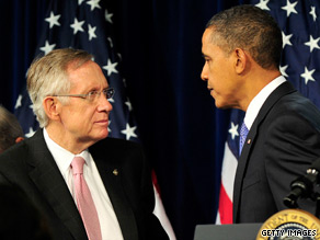 Obama teams up with Harry Reid Friday in Las Vegas.