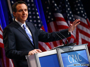 Pawlenty announced his PAC's cash haul in its first six months of existence.