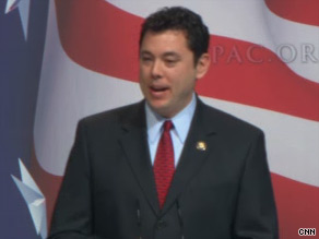 Chaffetz addressed CPAC Saturday.