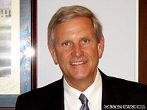 Indiana Rep. Baron Hill is mulling a possible campaign to replace Sen. Evan Bayh in the Senate.