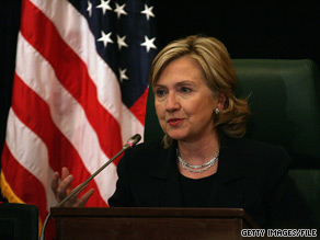 Secretary of State Hillary Clinton will visit earthquake-ravaged Chile on Tuesday.