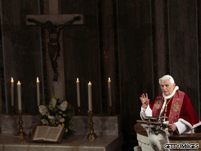 Has this affected your view of the Catholic Church?