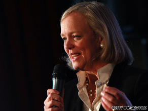 Meg Whitman has said that she could contribute up to $150 million in her bid for California governor.