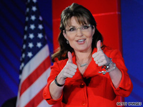 Sarah Palin discussed the possibility of a presidential run in an interview with a Canadian television show.