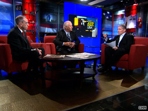 Sens. Grassley and Cardin disccsed the Obama administration and fighting terrorism on CNN Wednesday.