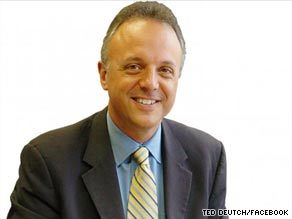 Democrat Ted Deutch won a special election Tuesday for a Florida congressional seat.