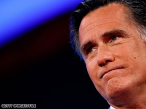 Mitt Romney was asked Monday whether he would have accepted stimulus funds last year if he were governor of Florida.