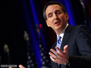 Tim Pawlenty endorsed six more 2010 candidates on Friday.