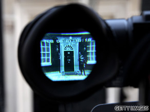 Who will make it to No 10 Downing street?
