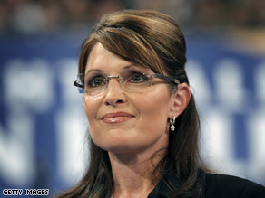 Sarah Palin endorsed Carly Fiorina in the California Senate race on Thursday.