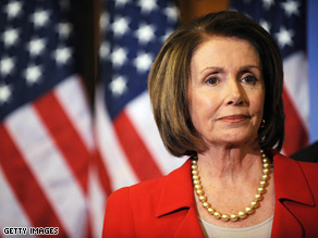 House Speaker Nancy Pelosi is in Afghanistan.
