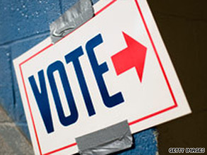 Attention is turning Tuesday to contests in Nebraska, West Virginia and Georgia.