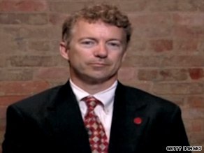 Rand Paul replaced his campaign manager on Wednesday.
