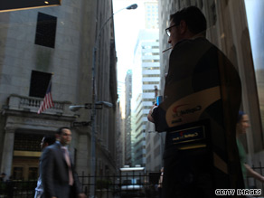 Who is set to win and lose from proposed Wall Street reform legislation?