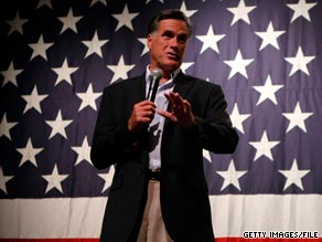 Mitt Romney accused President Obama Friday of mishandling the BP oil spill.