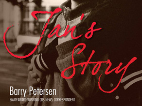 In his new book, ''Jan's Story: Love Lost to the Long Goodbye of Alzheimer's,'' Barry Petersen describes coping with a partner who has Alzheimer's.