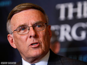 Sen. Byron Dorgan suggested Tuesday that Gen. Stanley McChrystal should resign.