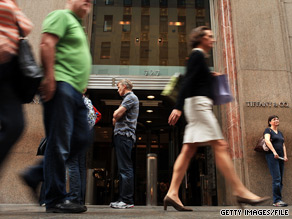 A CNN Opinion Research Corporation national survey released Wednesday indicates that 78 percent of the public says the economy is still in a recession.