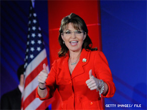 A spokeswoman for University of California Stanislaus said the Palin event 'sold out in record time.'