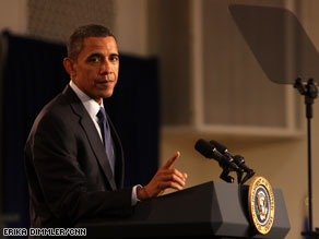 President Obama will announce new funding for broadband projects on Friday.