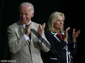 Vice President Joe Biden has departed Iraq, embassy officials said Monday.