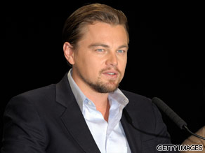 Leonardo DiCaprio is your Connector of the Day.