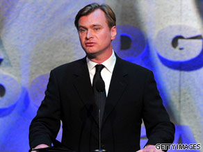 Christopher Nolan is your Connector of the Day.