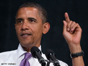 President Obama said Thursday that he thinks there can be a Middle East peace agreement by the end of his current term.