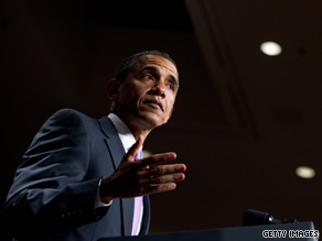President Obama will talk about the economy during an event at the University of Nevada-Las Vegas on Friday.