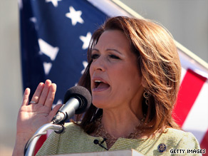 Rep. Michele Bachmann proposed and pushed for the creation of a Tea Party caucus.